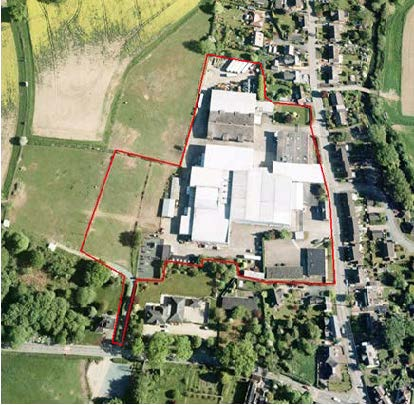 Freehold For Sale – Former Dairy Site, Ruyton XI Towns